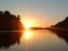 Sunrise in Campinas, Brasil