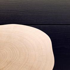 Grains and annual rings. Photo by Jaana Karell Grains, Celestial, Design, Seeds, Korn