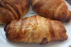 Pan torpedo - masa medialunas de grasa o sacramentos ~ Pasteles de colores