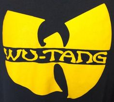 Wu-Tang-Clan-Aint-Nothin-to-F-CK-WITH-XL-Blue-T-Shirt-Tee-ODB-RZA-SHAOLIN
