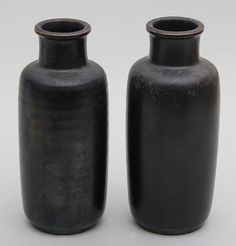 Fine Pair Antique Rookwood Art Pottery Vases 1920 @rubylanecom #VintagePottery #rubylane