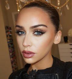 Kim Kardashian Makeup & Hair Tutorial | Givenchy Fashion Show