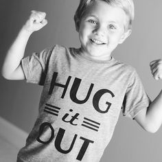 Hug It Out Tees