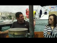 Interessanti incontri al Porto di #Otranto: intervista a Giuseppe #Tasso e Azumi #Nishizawa | #InOnda WEB Tv