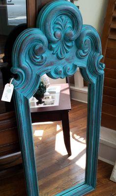 Annie Sloan Florence Mirror