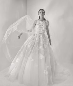 126 best ELIE SAAB Ready-to-Wear Bridal images on Pinterest