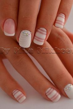 50 Wonderful Gel Nail Polish Ideas For Wonderful Gel Nail Polish Ideas For You 2018 The condition of one's nail and enlighten a considerable measure regarding the individual. Well kept nails are an impression of one's commitment to wellbein Fabulous Nails, Gorgeous Nails, Pretty Nails, Fancy Nails, Love Nails, My Nails, Prom Nails, Nail Polish, Shellac Nails