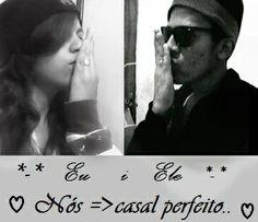 i and he