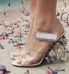 high heels, fetish, footfetish, feet, sex, fashion, beach