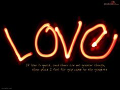 Quotes Love HD Wallpaper