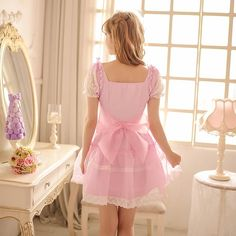 dresses dance on sale at reasonable prices, buy Candy rain Princess sweet lolita dress in the summer of 2016 new women's summer sweet little fresh lotus leaf female from mobile site on Aliexpress Now! Pastel Fashion, Spring Fashion, Dance Dresses, Flower Girl Dresses, Lotus Leaves, Lolita Dress, New Woman, Style Inspiration, Female