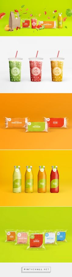 Sucão — The Dieline - Branding & Packaging Design... - a grouped images picture - Pin Them All
