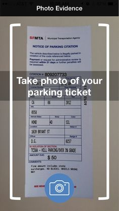 The easiest way to fix a parking ticket