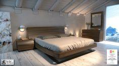 Alcestis in Olive Wood Bed Design, Door Design, Sofa Furniture, Modern Design, Bedroom Decor, Luxury, Wood, House, Beds