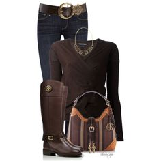 Untitled #1307, created by sherri-leger on Polyvore