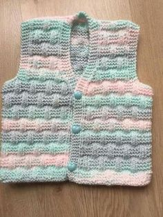 This Pin was discovered by Ruk Baby Boy Knitting Patterns, Baby Cardigan Knitting Pattern, Knitting For Kids, Knitting Stitches, Knitting Designs, Baby Patterns, Baby Knitting, Crochet Patterns, Crochet Toddler