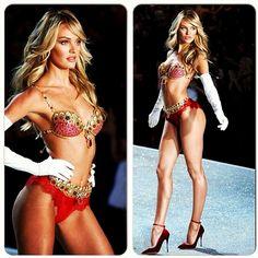 Angel Candice Swanepoel Victoria Secret Moments