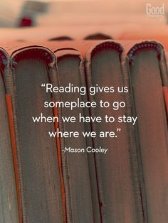 Best Book Quotes - Famous Quotes About Reading - Good Housekeeping #quote #writing #lit #books #bookshelf @bookcountry
