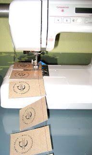 Diy gilded business cards metallic spray paint spray painting sewing your business card reheart Choice Image