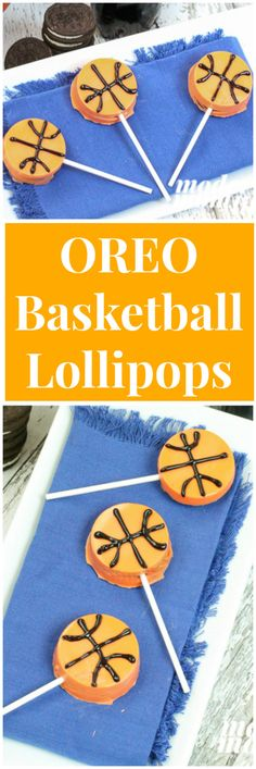 Oreo Basketball Loll