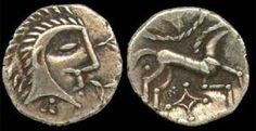 Icenic Coins from Boudicca's Age