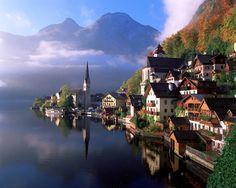 Lake Hallstattersee - Austria
