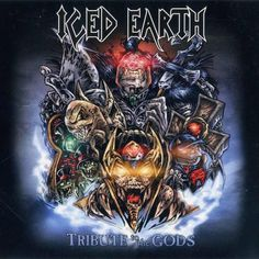 Iced Earth Artwork