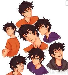 Percy Jackson - I am SO Team Percy. And pro-Percabeth. Art by none other than the legendary Viria Percy Jackson Fan Art, Percy Jackson Fandom, Viria Percy Jackson, Percy Jackson Characters, Percy Jackson Memes, Percy Jackson Books, Fictional Characters, Percabeth, Solangelo