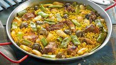 Foto: La única foto de verdadera paella valenciana disponible en bancos de imágenes de cientos de fotos. (Corbis)