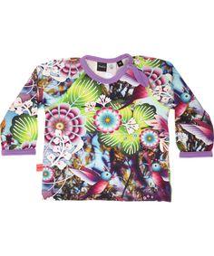 Molo baby t-shirt met kleurrijke print. molo.nl.emilea.be
