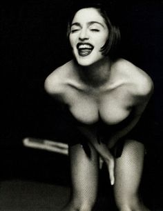 Madonna by the late great Herb Ritts