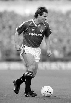 Brian McClair, Manchester United Player of the Year 1987/88