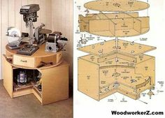 For all the woodworkers I love.