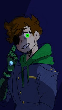 the green leader edd from the reverse au