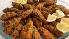 Antep Usulü Mercimek Köftesi Tarifi Tandoori Chicken, Meat, Cooking, Ethnic Recipes, Food, Cucina, Kochen, Essen, Cuisine