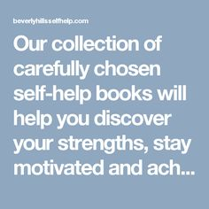 Our collection of carefully chosen self-help books will help you discover your strengths, stay motivated and achieve greater results. All of the books listed have helped me grow or I have found interesting in personal growth, self improvement, and life changes.  Visit here: http://beverlyhillsselfhelp.com/book-of-mormon/