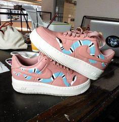 678ee2e4a85 Custom Nike Air Force one kendrick lamardamncustom sneakers