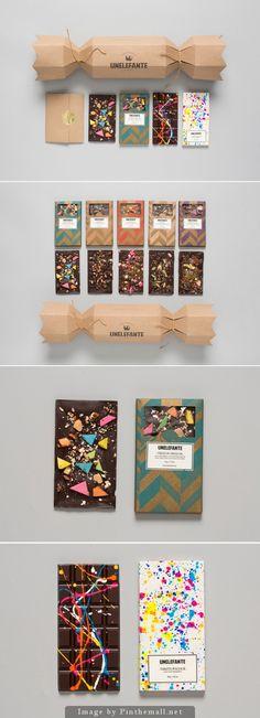 UNELEFANTE x Chef Jorge Llanderal Artisan Chocolate Bars