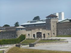 Mathausen Concentration Camp, Austria,  1 Time. Don't forget.