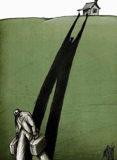 Refugee by Angel Boligan