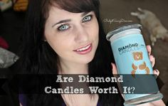 Are Diamond Candles Worth The Price? Click and find out what rings I found - I will tell you out of the eight which ones were real or not