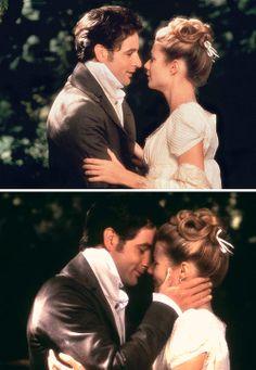 Emma (1996) Starring: Jeremy Northam as Mr. Knightley and Gwyneth Paltrow as Emma Woodhouse.