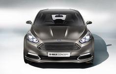 Ford apresenta o evoluído SMAX Concept