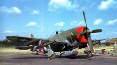 9 Pictures Proving P-47 Thunderbolts Were Badass | World War Wings Videos