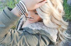 GroopDealz | Pearl Leather Wrap Bracelet