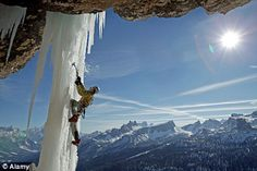 adrenaline junkie activities | Top adventure breaks to make the most of a winter wonderland | Mail ...