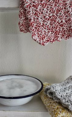 Custom Crochet Dish Towels ..