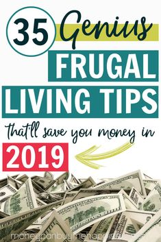 35 powerful frugal living tips that will help you to spend less, save more money and take control of your finances. Best of all, all these ideas and strategies have been updated this year to ensure they're all valid, accurate and will start working for you right now. Click here now to find just how much you can really reduce your spending without feeling any discomfort - the concepts here will set you up for a strong financial future without any of the pain often associated with other ideas.