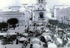 Antes e Depois - Praça da República | Portal Elvasnews