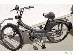 GERGER MOTOR - Mobylette Galeri Classic Motorcycle, Mopeds